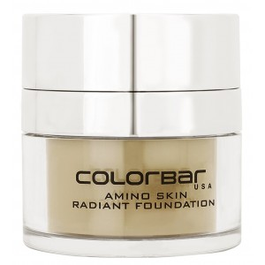 Buy Colorbar Amino Skin Radiant Foundation - Nykaa