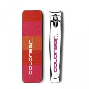 Buy Herbal Colorbar Snip & Shape Mini Manicure Set - Nykaa