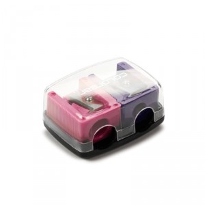 Buy Colorbar Make Your Point Duo Cosmetic Pencil Sharpener - Nykaa