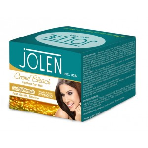 Buy Jolen Gold Creme Bleach - Nykaa
