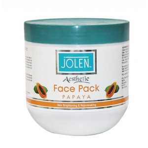 Buy Jolen Papaya Face Pack  - Nykaa
