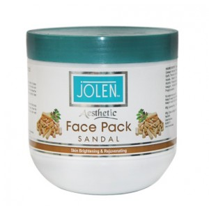 Buy Herbal Jolen Sandal Face Pack  - Nykaa