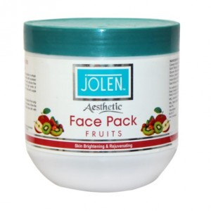 Buy Jolen Fruit Face Pack  - Nykaa