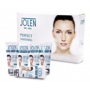 Buy Jolen Perfect Whitening Glow Facial Kit - Tube - Nykaa