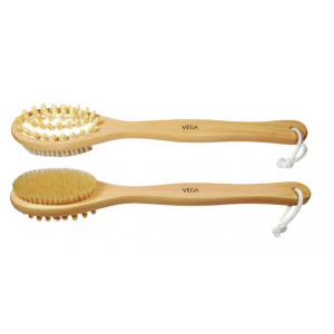 Buy Vega Cellulite Bristle Bath Brush - Nykaa