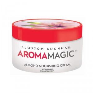 Buy AromaMagic Almond Nourishing Cream - Nykaa