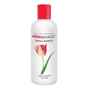 Buy Herbal AromaMagic Triphla Hair Shampoo - Nykaa