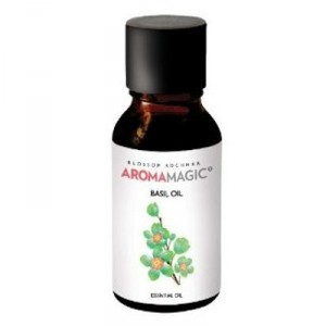 Buy Aroma Magic Basil Essential Oil - Nykaa