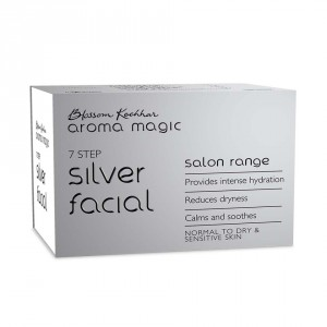 Buy Aroma Magic Silver Facial Kit - Nykaa