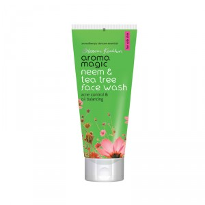 Buy Aroma Magic Neem & Tea Tree Face Wash - Nykaa