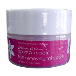 Buy Aroma Magic Tan Removing Milk Pack - Nykaa