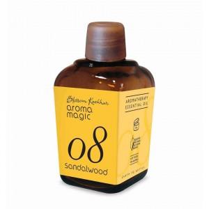 Buy Aroma Magic Sandal Wood Essential Oil - Nykaa