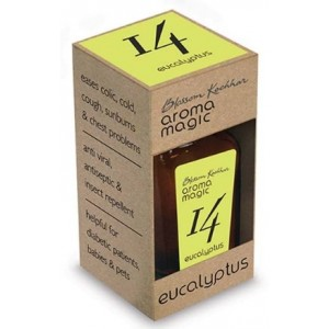 Buy Herbal Aroma Magic Blossam Kochhar Eucalyptus Oil - Nykaa