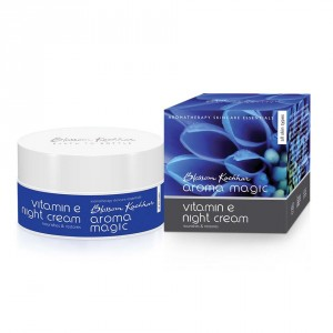 Buy Aroma Magic Vitamin E Night Cream - Nykaa
