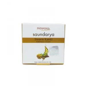 Buy Patanjali Saundarya Swarn Kanti Fairness Cream - Nykaa