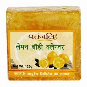 Buy Patanjali Lemon Body Cleanser - Nykaa