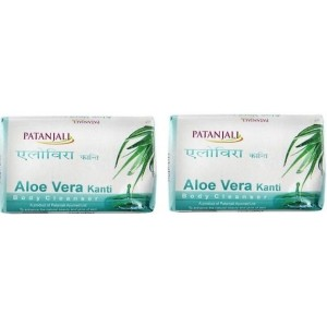 Buy Patanjali Aloevera Kanti Body Cleanser (Pack Of 2) - Nykaa