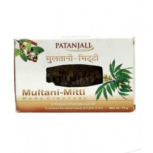 Buy Patanjali Multani Mitti Body Cleanser - Nykaa