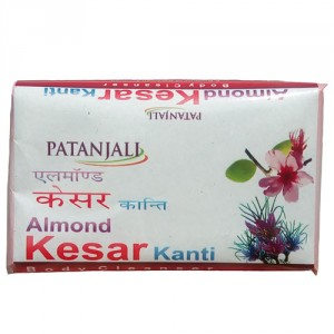 Buy Patanjali Almond-Kesar Kanti Body Cleanser - Nykaa