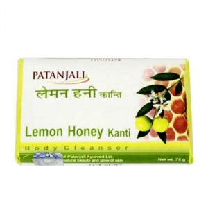 Buy Patanjali Lemon Honey Kanti Body Cleanser - Nykaa