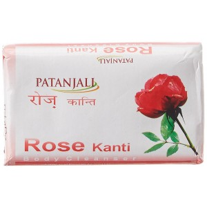 Buy Patanjali Rose Kanti Body Cleanser - Nykaa