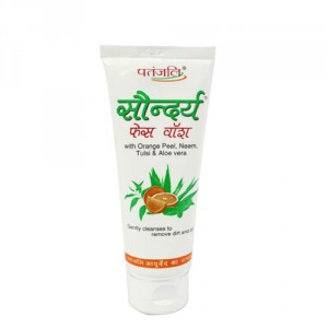 Buy Patanjali Saundarya Face Wash - Nykaa
