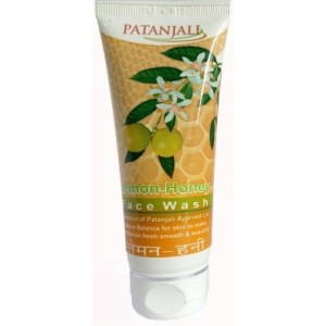Buy Patanjali Lemon Honey Face Wash - Nykaa