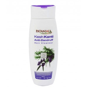 Buy Patanjali Kesh Kanti Anti Dandruff Hair Cleanser - Nykaa