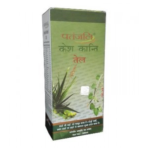 Buy Patanjali Kesh Kanti Hair Oil - Nykaa