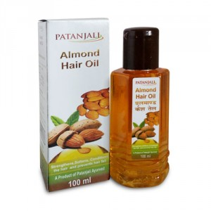 Buy Patanjali Almond Hair Oil - Nykaa