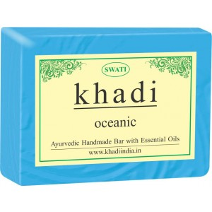 Buy Swati Khadi Oceanic Soap - Nykaa