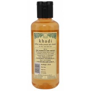Buy Swati Khadi Saffron Reetha Protein Hair Cleanser - Nykaa