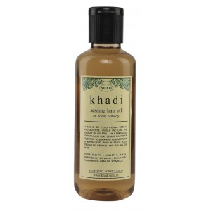 Buy Swati Khadi Sesame An Ideal Remedy Hair Oil - Nykaa