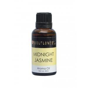 Buy Soulflower Midnight Jasmine Aroma Oil - Nykaa