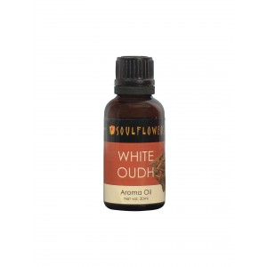Buy Soulflower White Oudh Aroma Oil - Nykaa