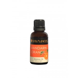 Buy Soulflower Mandarin Orange Aroma Oil - Nykaa