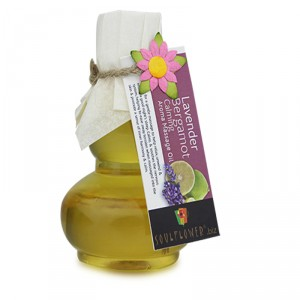 Buy Soulflower Lavender Bergamot Calming Aroma Massage Oil - Nykaa