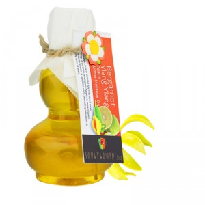 Buy Soulflower Bergamot Ylang Ylang Peace Aroma Massage Oil - Nykaa
