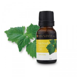 Buy Soulflower Patchouli Essential Oil - Nykaa