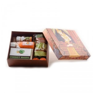 Buy Soulflower One Man Try Me Bath Set - Nykaa