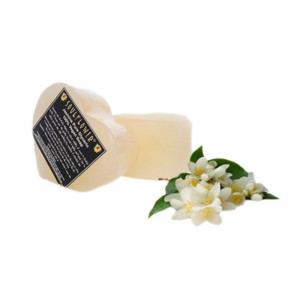 Buy Soulflower Jasmine Pure Glycerin 100% Veg Soap - Nykaa