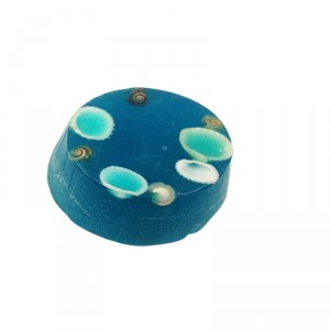 Buy Soulflower Sea Cool Pure Glycerin Soap - Nykaa