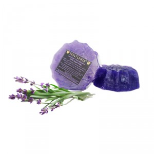 Buy Soulflower Lavender Pure Glycerin 100% Veg Soap - Nykaa