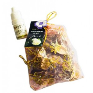 Buy Herbal Soulflower Aroma Pouch Jasmine - Nykaa