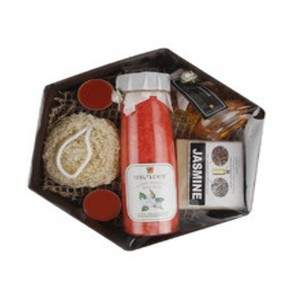Buy Soulflower Jasmine Spa Set - Nykaa