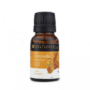 Buy Soulflower Citronella Essential Oil - Nykaa