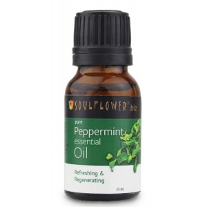 Buy Herbal Soulflower Peppermint Essential Oil - Nykaa