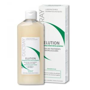 Buy Ducray Elution Dermo-Protective Shampoo - Nykaa