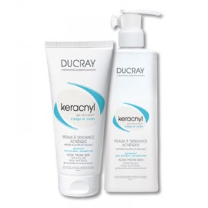 Buy Ducray Keracnyl Foaming Gel - Nykaa
