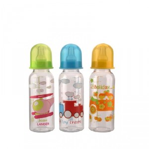 Buy Herbal Mee Mee Feeding Bottle Set - (3 pcs) (Blue-Yellow-Green) - Nykaa